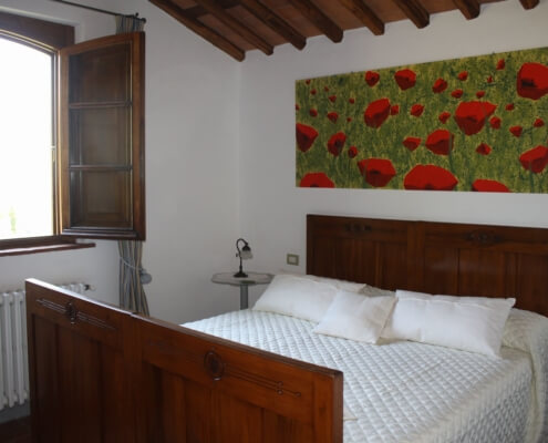 Melograno Rosa - Twin or Double room with shared bathroom