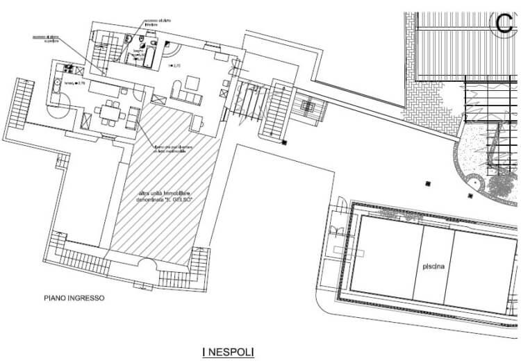 Floor Plan I Nespoli