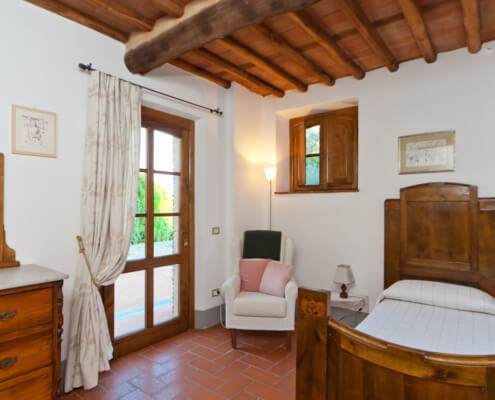 Melograno Gialla - Single room with private bathroom