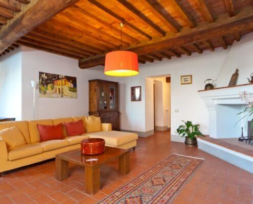 I Nespoli Lounge room
